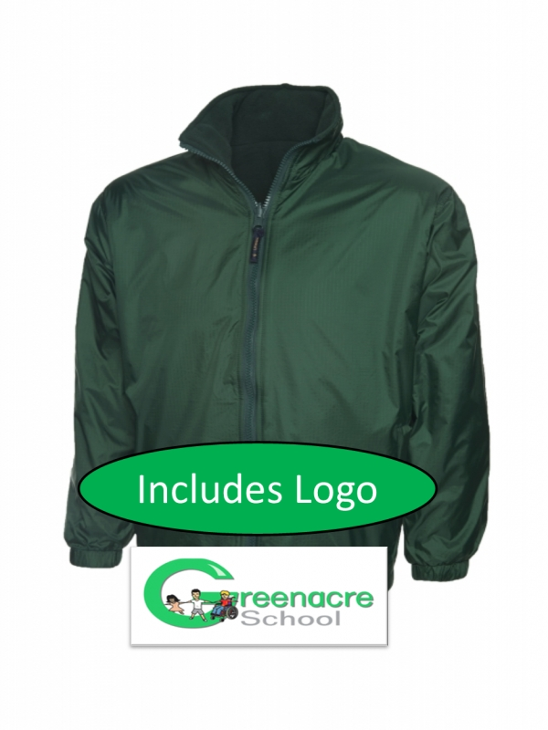 Adult Green Jacket