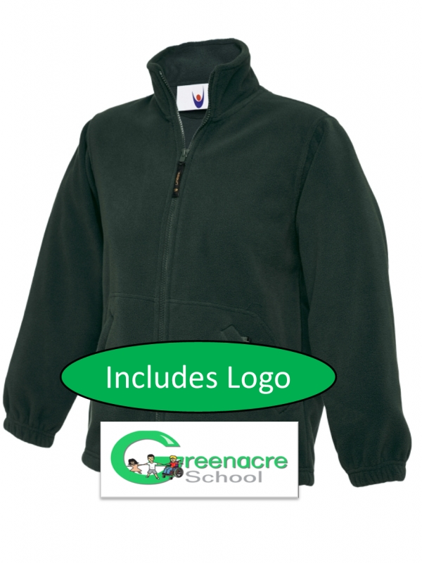 Adult Green Fleece