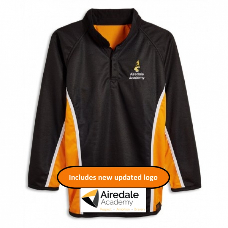 Boys Rugby Shirt (Falcon Spirit R200)