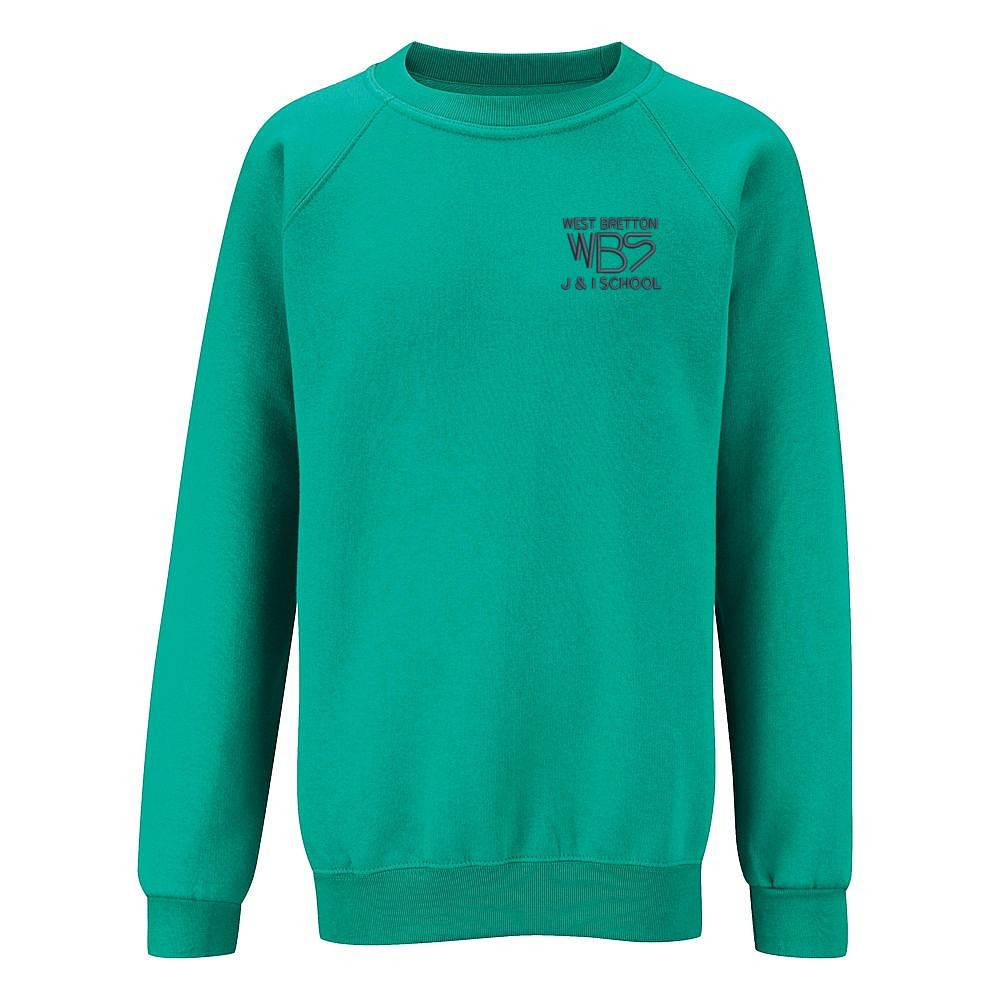 Select Raglan Sweatshirt